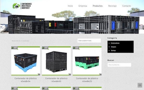 Desarrollo Web - Catálogo en Línea