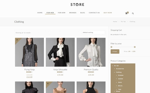Desarrollo Web - Tienda Virtual