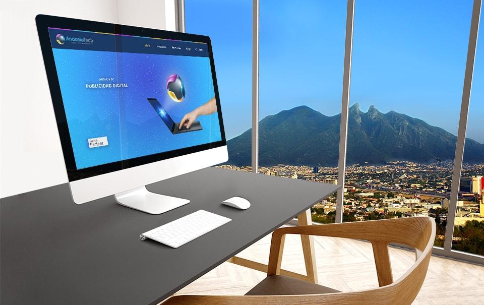 Páginas Web - Agencia de Publicidad Digital